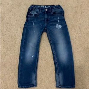 H&M Distressed Jeans Size 5/6Y